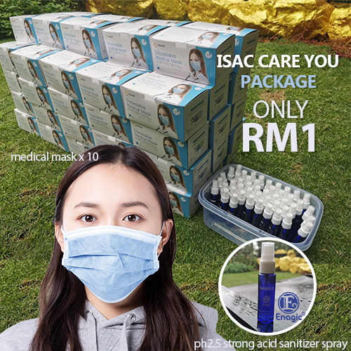 Isac Care You Package