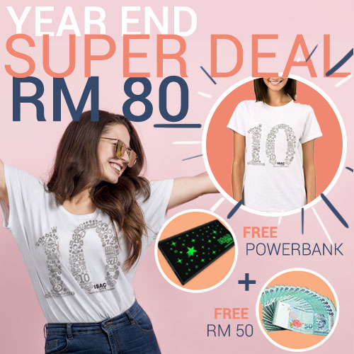 Year End Super Deal with BONUS